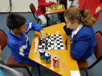 Chess Tornament