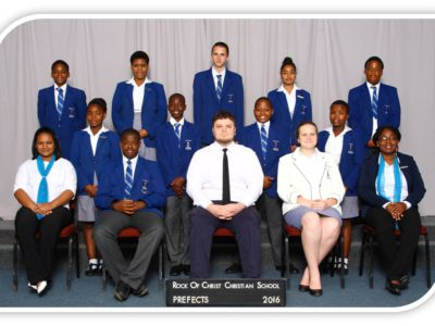 Prefects 2016