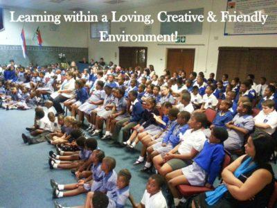 ROCCS School Assembly