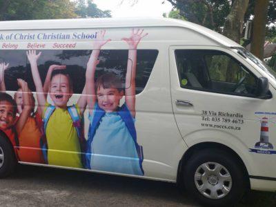 ROCCS School Bus