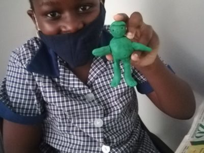 Osiphathelokuhle Zungu Grade 4 Creative Art Work