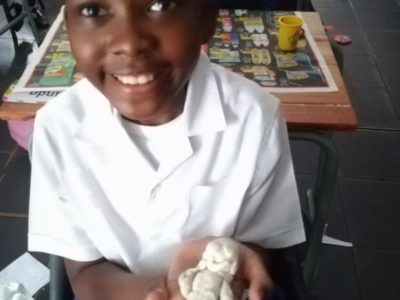 Owami Mbhense Grade 4 Creative Art