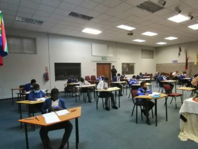 ROCCS School 31st May 2021 Grade 8-12s Mid June Exams