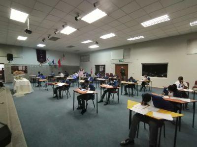 ROCCS School 31st May 2021 Grade 8-12s Mid June Exams.